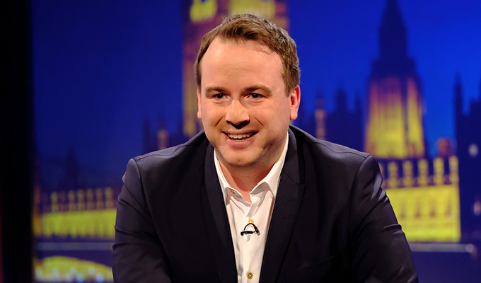 Dave gives Matt Forde another spin | Second series for topical show Unspun