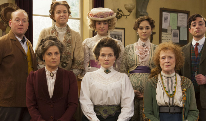 Up The Women goes down | No third series for suffragette sitcom