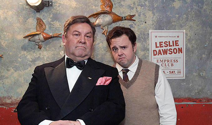 Urban Myths: Les Dawson's Parisienne Adventure | TV preview by Steve Bennett