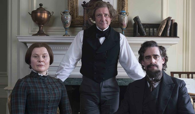 Sky Arts confirms Urban Myths series 3 | Including Stephen Mangan as Charles Dickens