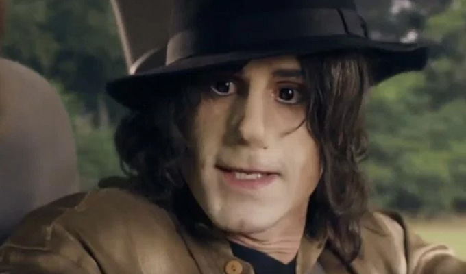 Sky drops Michael Jackson comedy | Following row over Joseph Fiennes casting