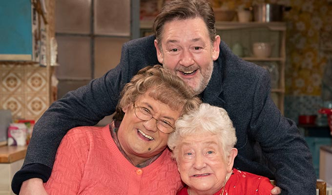 Johnny Vegas's harshest critic? His own mum | 'I can't stand your stand-up'