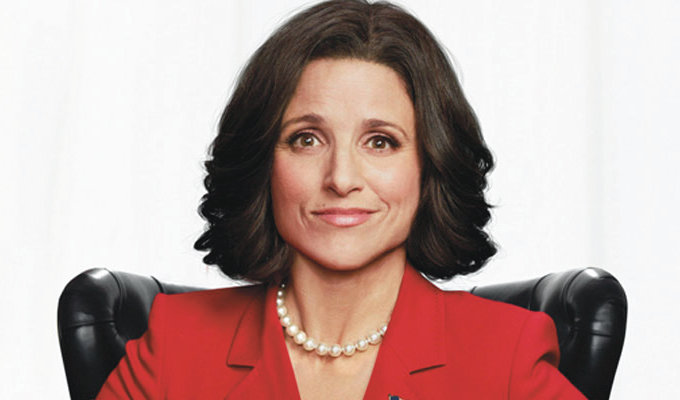 Julia Louis-Dreyfus is to receive Mark Twain Prize | One of the most prestigious accolades in US comedy
