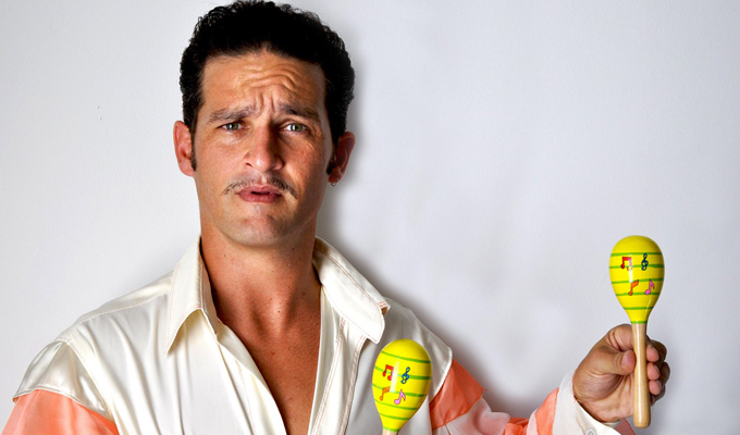 Juan Vesuvius in Calypso Nights | Melbourne International Comedy Festival review by Steve Bennett