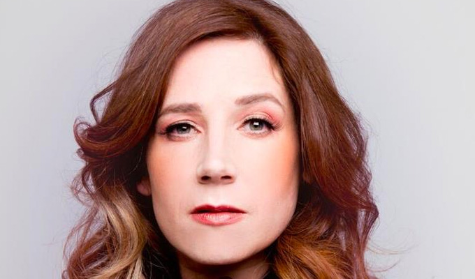 Viv Groskop: Anchorwoman | Edinburgh Fringe comedy review by Julia Chamberlain