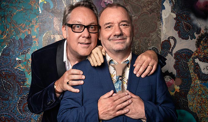 Vic and Bob's The Glove set to film this summer | 'Paul Rudd has asked if he can be in it'