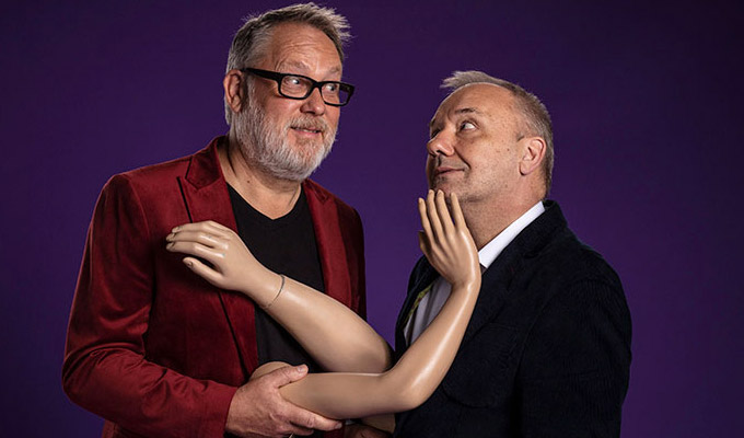 Where to see Vic & Bob's new Big Night Out first | With a Q&A from the duo