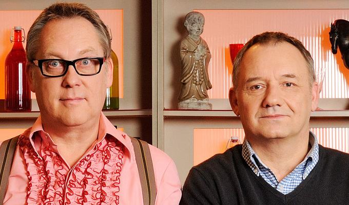 Vic & Bob: We'll do a tour this year | ...but they are still figuring out the format