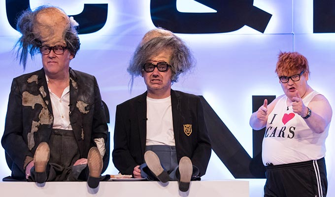 Vic & Bob's Big Night Out on BBC Four | TV review by Steve Bennett