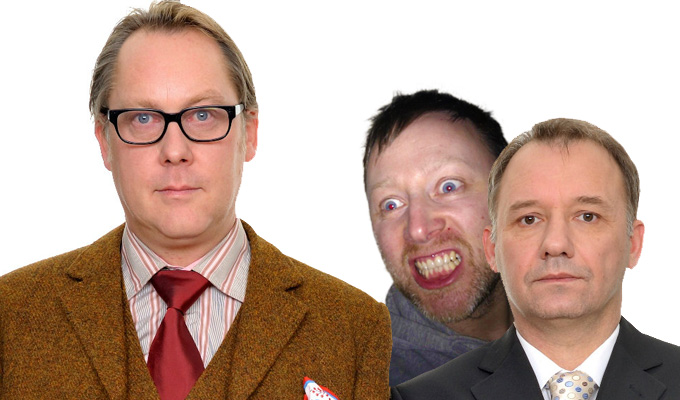 Vic and Bob (and Limmy) | The best of the comedy week ahead