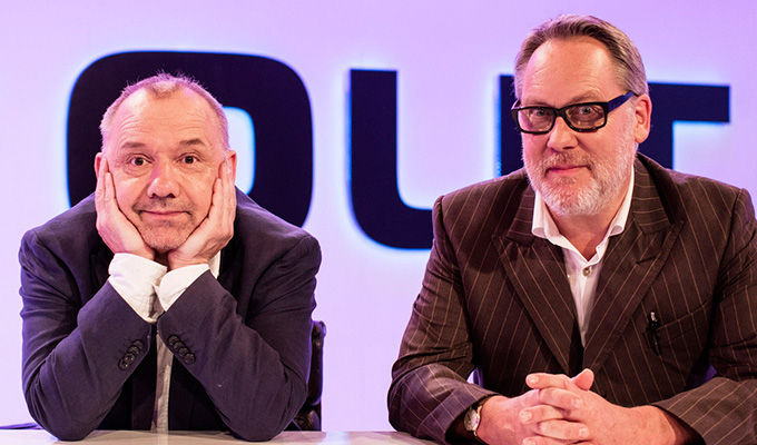 First pictures from Vic & Bob's Big Night Out | ...and when's it on?