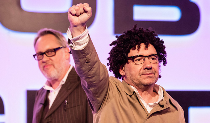 Vic and Bob's Big Night Out | TV review by Steve Bennett