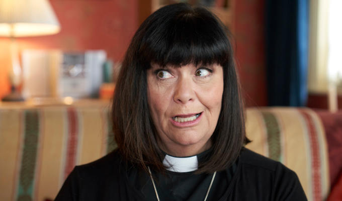Dawn French: I've been asked to perform exorcisms | Comic cashes in on Vicar Of Dibley character
