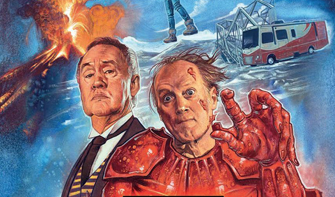 Ade Edmondson and Nigel Planer reunite for stage comedy | Vulcan 7 based around a fantasy movie