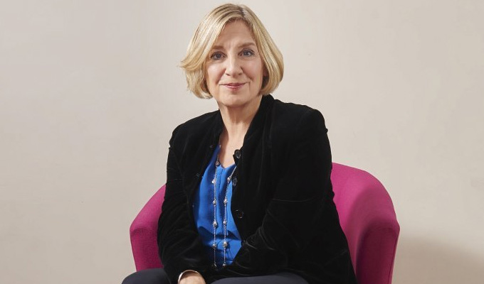 Victoria Wood wins Comedy Legend award | Handed out by Leicester Comedy Festival