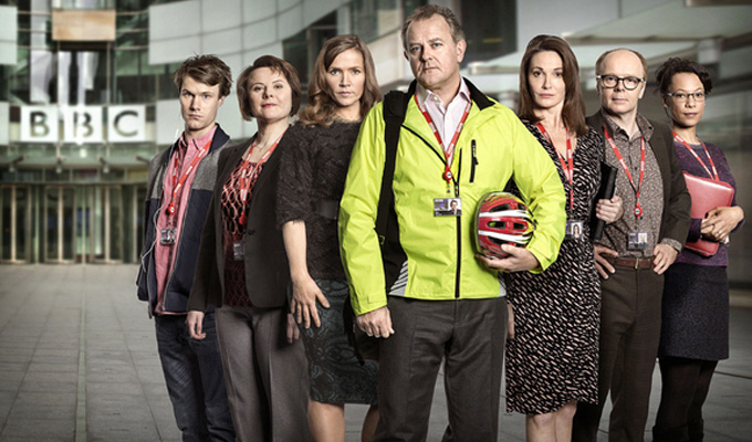 Inside Broadcasting House | Meet the cast of new comedy W1A