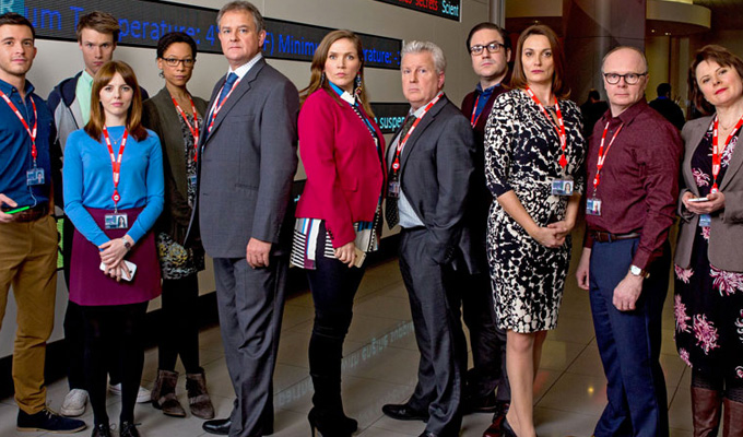BBC gears up for W1A series three | Jargon-filled press release confirms the news