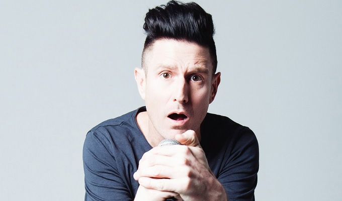 Wil Anderson: Fire At Wil | Melbourne comedy festival review by Steve Bennett
