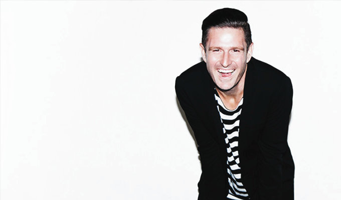 Wil Anderson – Original Review | Review by Steve Bennett
