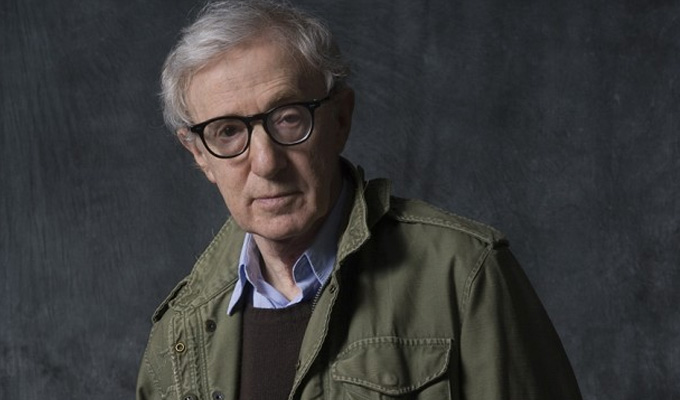 Woody Allen to make his first ever TV series | Coup for Amazon Studios