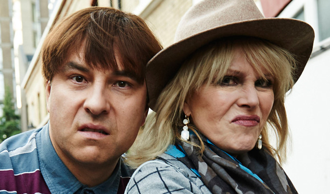 Walliams & Friend to return | ...as his book Ratburger comes to Sky1