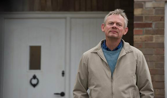 BBC orders Martin Clunes sitcom | Playing a driving instructor called Warren