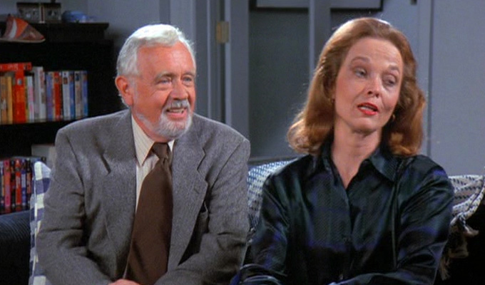 Seinfeld's Mr Ross dies at 91 | Warren Frost was also known for Twin Peaks