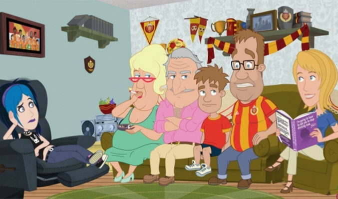 An animated discussion... | Henry Normal mulls the lack of adult cartoons on British TV