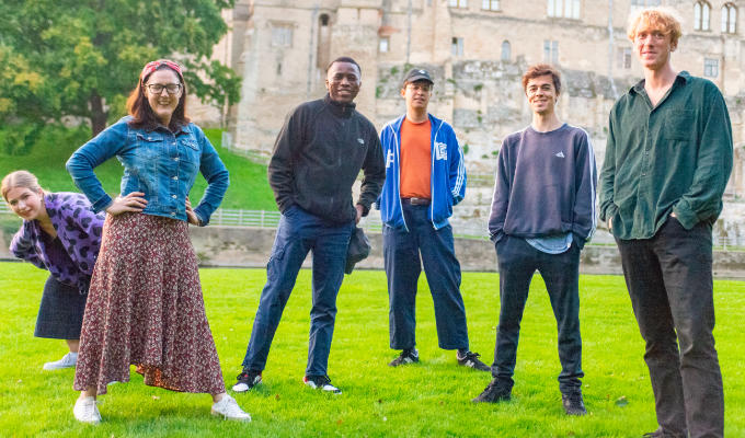 Picnic At The Castle with Phil Wang and others | Gig review by Steve Bennett at Warwick Castle