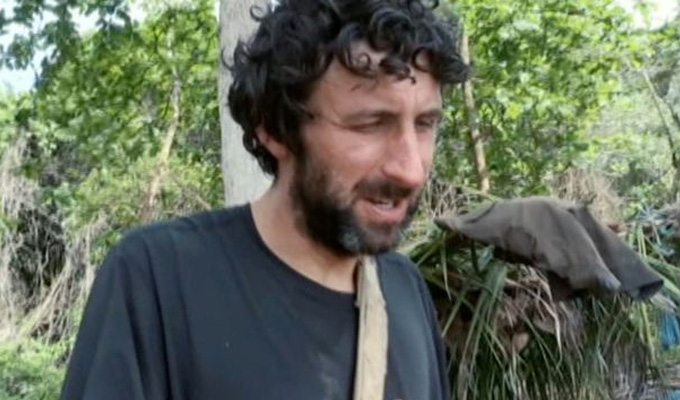 'I was very, very keen to go home' | Mark Watson on leaving Celebrity Island