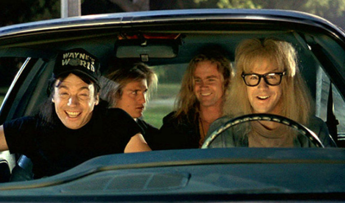 Dana Carvey: I never knew the words to Bohemian Rhapsody | Truth behind THAT Wayne's World scene