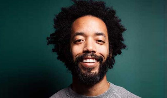 John Oliver backs new TV series from Wyatt Cenac | Comic documentaries for HBO