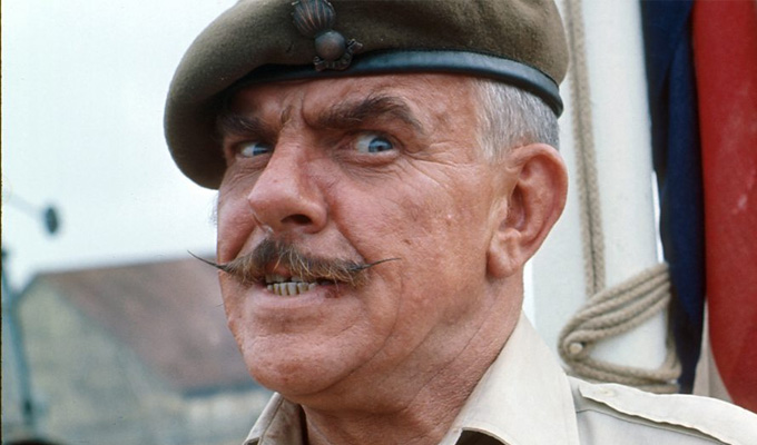 It Ain't Half Hot Mum star Windsor Davies dies at 88 | 'We remember him with laughter'