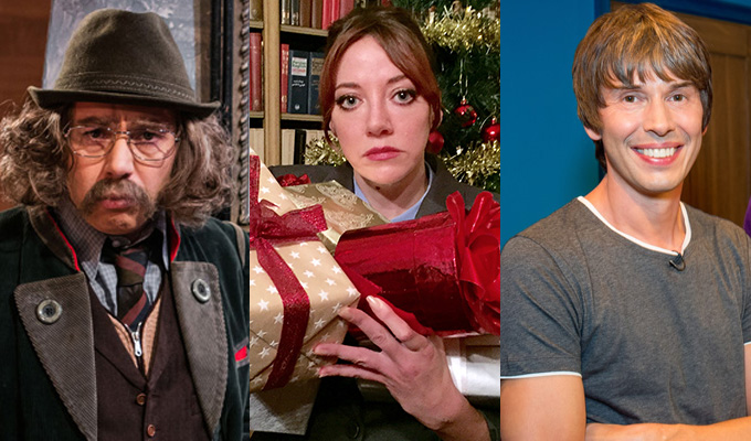 Krampus, Cunk and Cox | The comedy week ahead