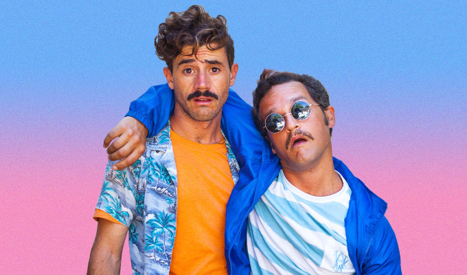 Barnie Duncan & Dani Cabs: Weekend at Barnie's | Review by Steve Bennett at the Melbourne International Comedy Festival