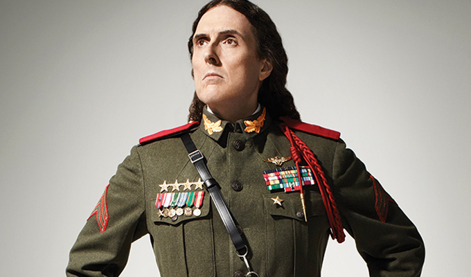 'Weird Al' gets a Hollywood star | ...but please don't smash it, he urges