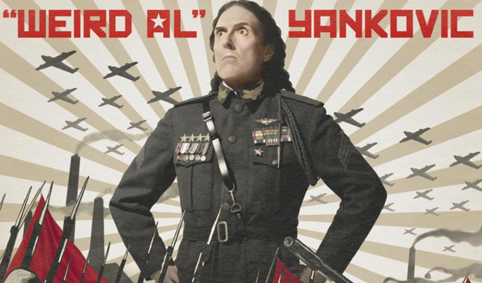 Weird Al Yankovic: Mandatory Fun | Gig review by Steve Bennett at the Hammersmith Apollo