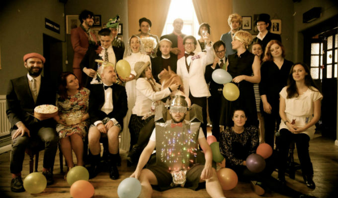 My Big Fat Weirdos Christmas Wedding | Gig review by Steve Bennett at Leicester Square Theatre, London