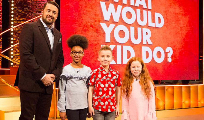 ITV drops What Would Your Kid Do? | No third series for Jason Manford show