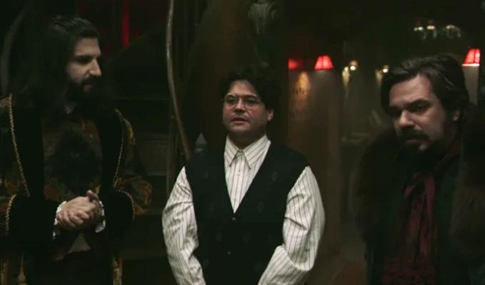 BBC snaps up What We Do In The Shadows TV series | Matt Berry, Kayvan Novak and Natasia Demetriou star in vampire comedy