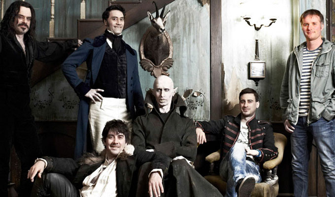 UK comics star in What We Do In The Shadows remake | Flight Of The Conchords star Jemaine Clement writes TV series