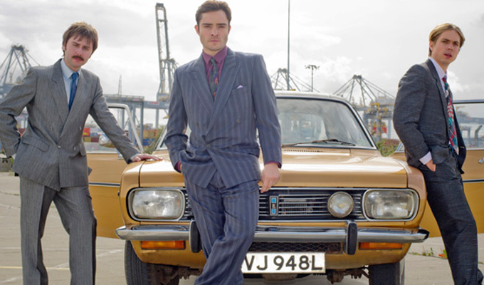 BBC Two orders more White Gold | ...and this time they're flogging dodgy timeshares