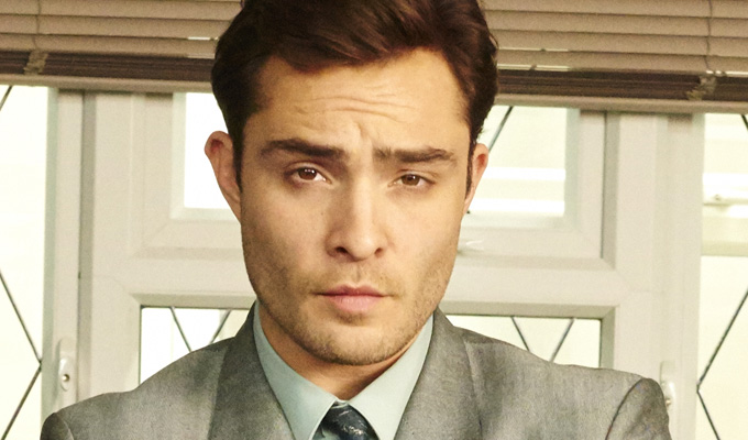 White Gold star accused of rape | But Ed Westwick says: 'I do not know this woma'