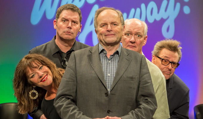 Whose Line Is It Anyway?...Live