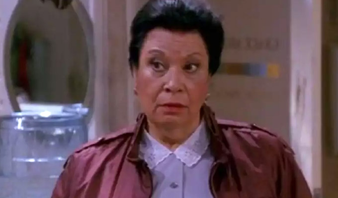 Will & Grace's Rosario dies at 83 : News 2019 :     Chortle : The UK Comedy Guide