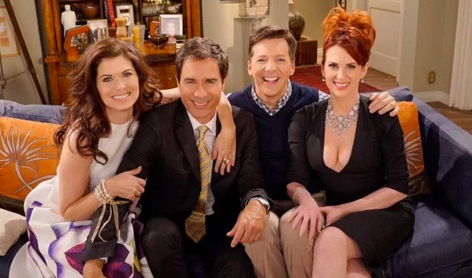 Channel 5 buys Will & Grace comeback | Comedy returns to the UK in January