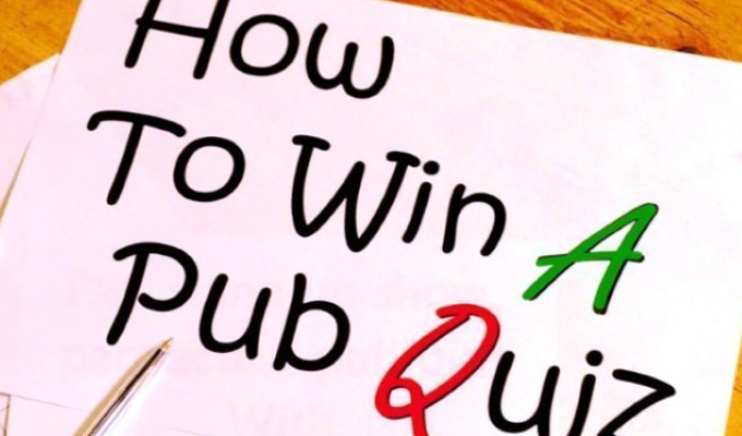 Alex Love: How to Win a Pub Quiz – 90s Edition : Chortle