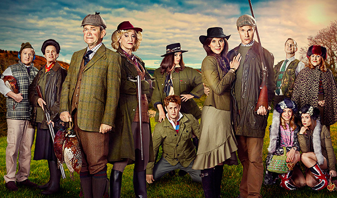 'Prince Andrew is always funny, he's our Terry-Thomas' | The Windsors writers on series 2
