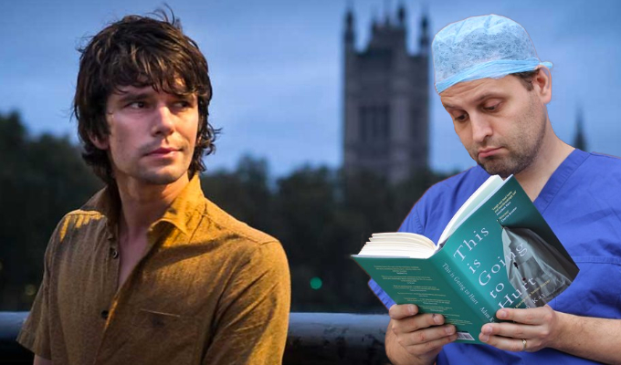 Ben Whishaw to star in This Is Going To Hurt | Playing Adam Kay in TV adaptation of his NHS diaries