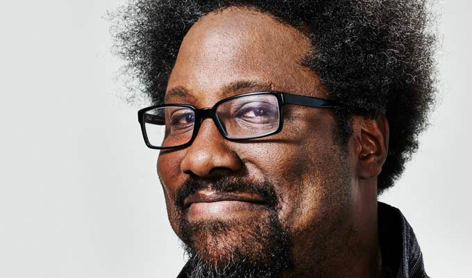 W Kamau Bell: I nearly quit comedy | ...and now he's going to be directing his first film
